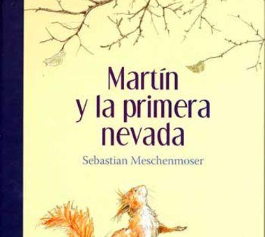 Martín y la primera nevada