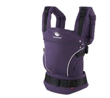 Manduca PureCotton Purple