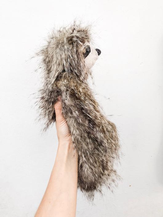Peluche oso perezoso