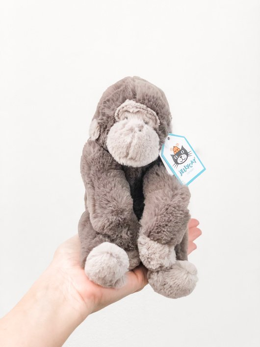 Peluche gorila pequeño
