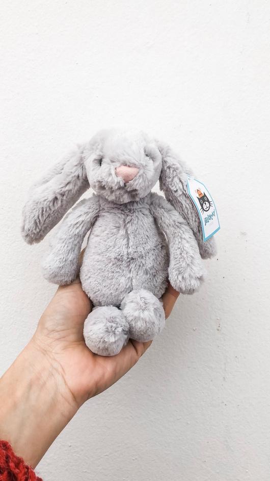 Peluche conejo pequeño