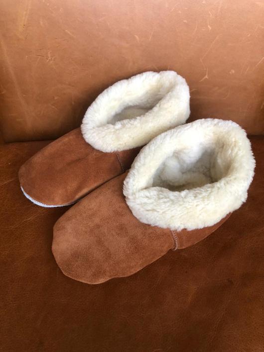 Pantuflas de reno