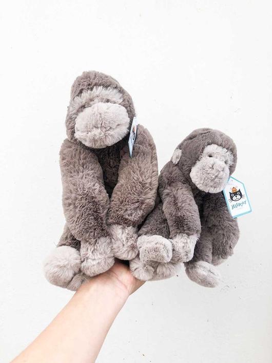 Peluche gorila grande