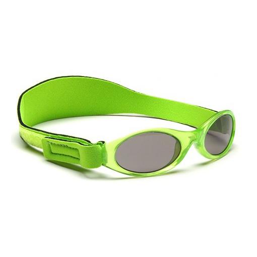 Anteojos de sol UV bebés Adventure (Verde) Baby Banz