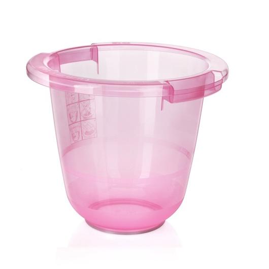 Bañera bebé imita útero (rosado) Tummy Tub