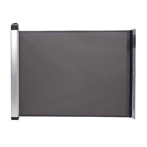 Barrera de Seguridad 1,2 m. KiddyGuard Avant (Negro) Lascal
