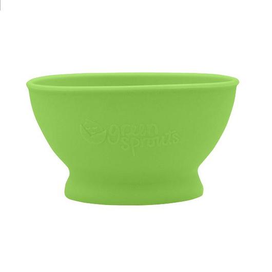 Bowl de Silicona (Verde) Green Sprouts