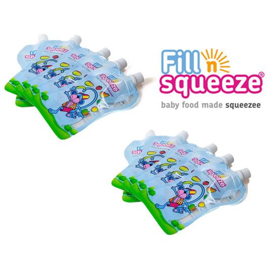 Bolsas repuesto Fill n Squeeze (10 unidades)