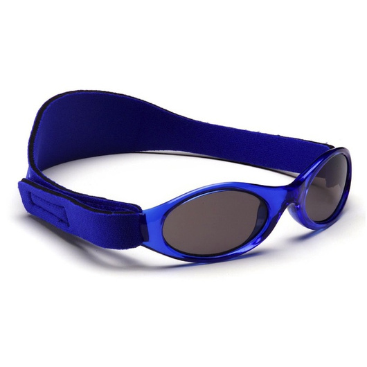 Anteojos de sol UV bebés Adventure (Azul) Baby Banz