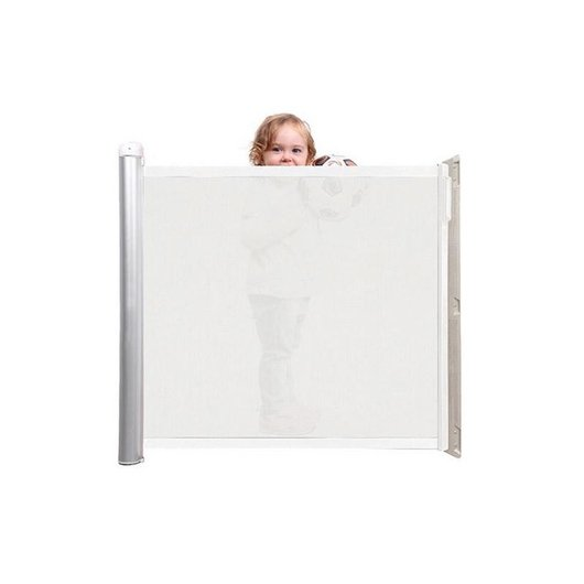 Barrera de Seguridad 1,2 m. KiddyGuard Avant (Blanco) Lascal