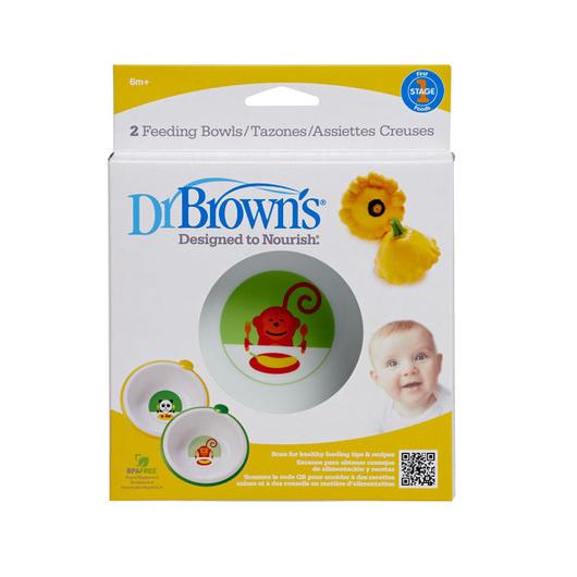 Bowls Alimentación (2 Un) Dr. Brown's