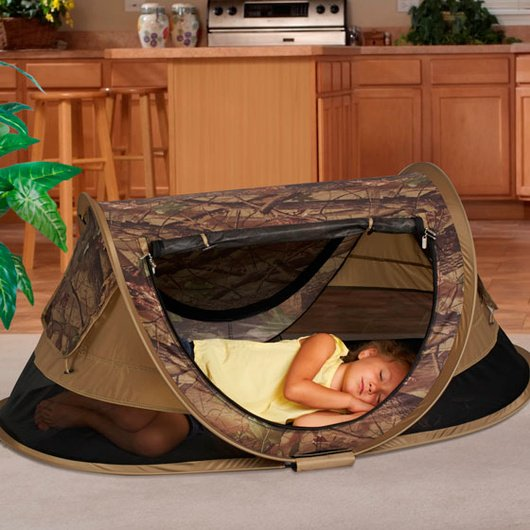 Carpa Outdoor Pea-Pod Plus Camo KidCo