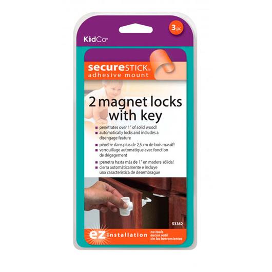 Bloqueador Magnético Puertas (2 un) KidCo