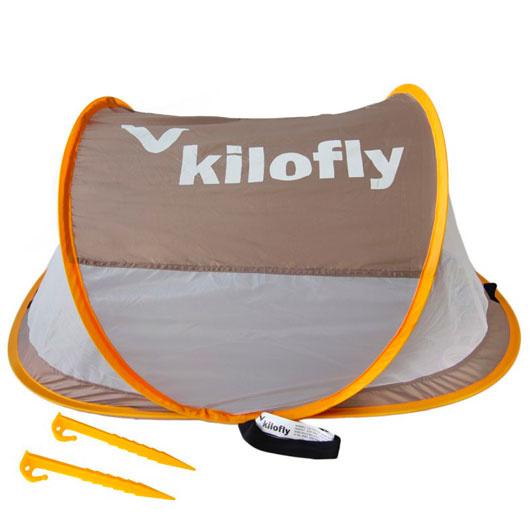 Carpa Pop-up con Filtro UV (Caqui) Kilofly