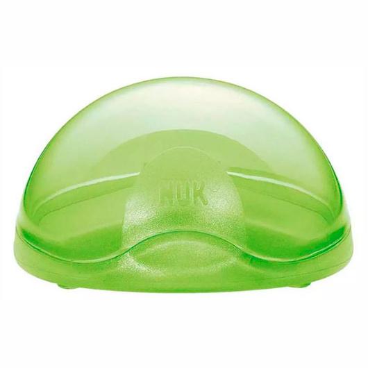 Cajita para Chupete Box (Verde) Nuk