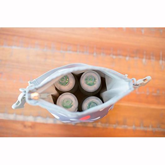 Bolso Porta Mamadera Convertible Dr. Brown's