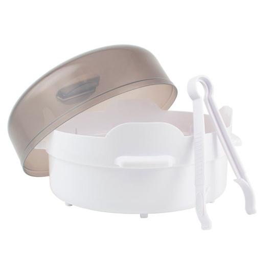 Esterilizador para Microondas para 4 mamaderas Dr. Brown's