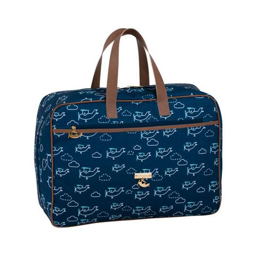 Maleta maternal Mia Colección Aviones Masterbag Baby