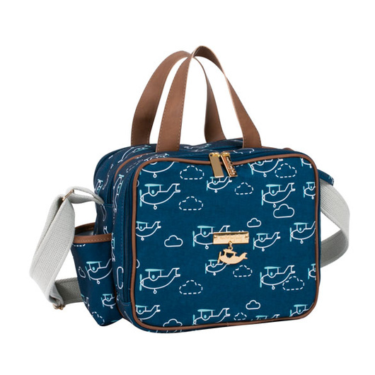 Bolso Térmico Colección Aviones Masterbag Baby