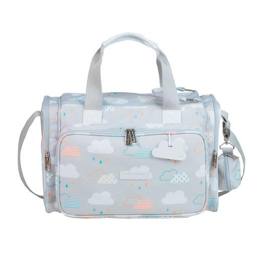 Bolso Maternal Anne Colección Nubes Masterbag Baby