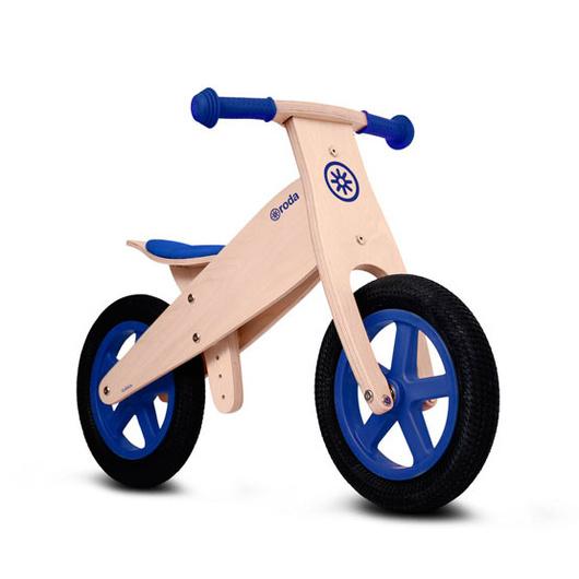 Bicicleta Clásica (Azul) Roda