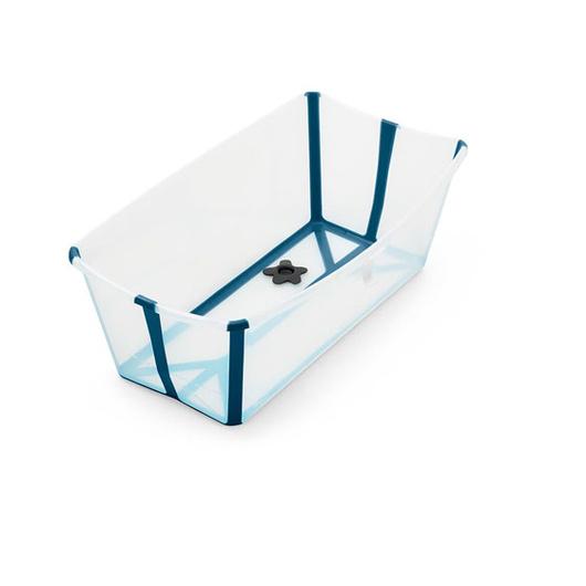 Bañera plegable Flexi Bath (Transparent Blue) Stokke