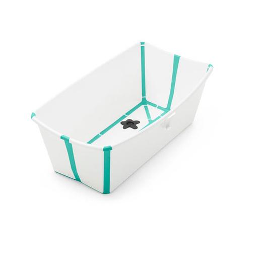 Bañera plegable Flexi Bath (White Aqua) Stokke