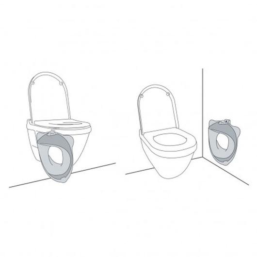 Adaptador para baño (Azul) Béaba