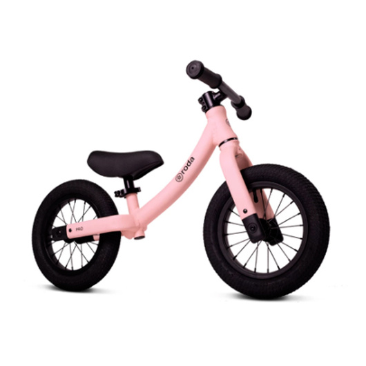 Bicicleta de Aprendizaje Pro Aluminio (Rosado) Roda