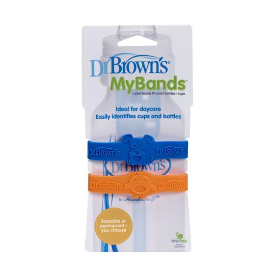 Bandas Identificativas (Azul y Naranjo) Dr. Brown's