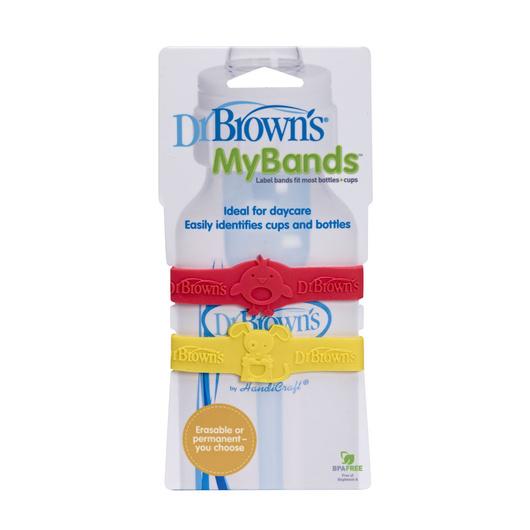 Bandas Identificativas (Rojo y Amarillo) Dr. Brown's