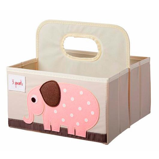 Caddy Organizador de Pañales Elefante 3 Sprouts