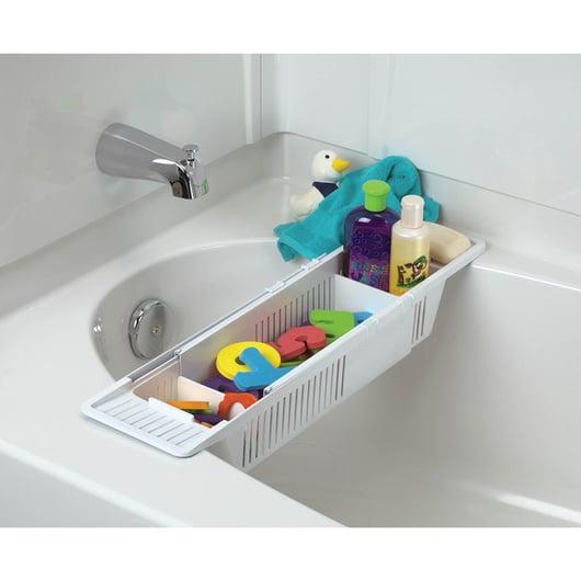 Canasta organizadora para baño KidCo