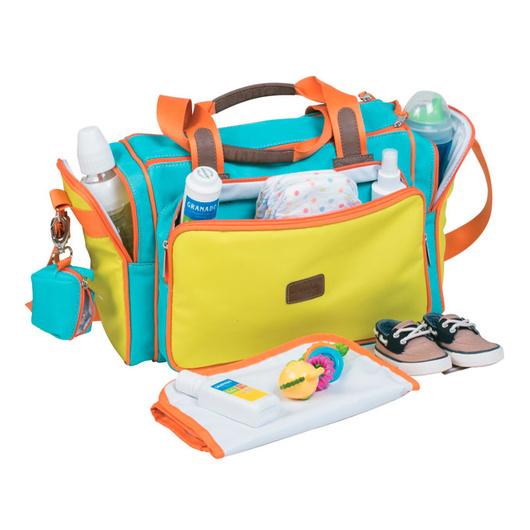 Bolso Maternal Anne Colección Colors Masterbag Baby