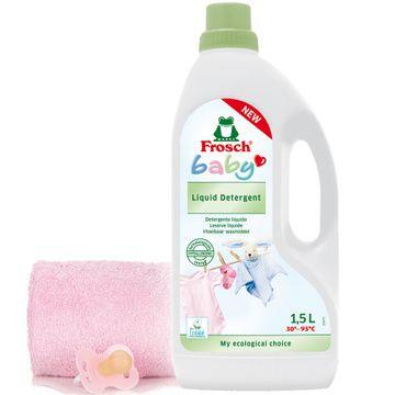 Detergente Líquido para bebé (1,5 L) Frosch