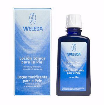 Loción tónica para piernas cansadas (100 ml) Weleda