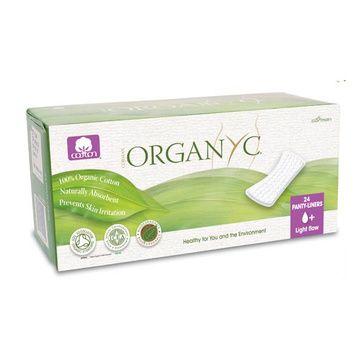 Protectores diarios Orgánicos Normal (24 unidades) Organyc