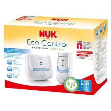 Monitor Babyphone Eco Control Nuk