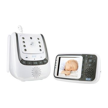 Monitor con Video Babyphone Eco Control Nuk