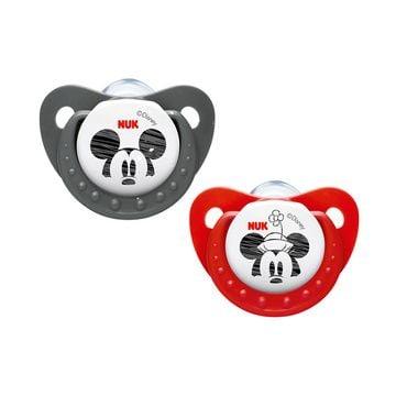 Chupete Silicona Etapa 1 (0 a 6 meses) Trendline Mickey Mouse Nuk