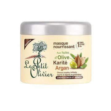 Máscara nutritiva cabello seco y dañado (300 ml.) Le Petit Olivier