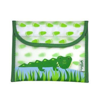 Bolsitas Colación (Cocodrilo) Green Sprouts