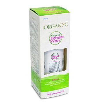 Jabón íntimo Orgánico (250 ml) Organyc