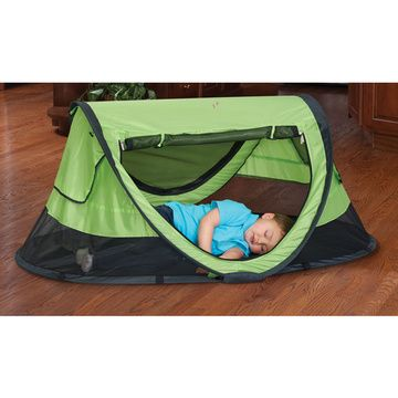 Carpa Outdoor Pea-Pod Plus Verde Kiwi KidCo