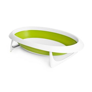 Bañera Plegable Naked (Verde) Boon