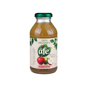 Jugo Manzana Orgánica (24 x 200 ml) Afe