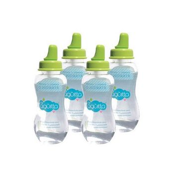 Pack Toddler Agua Purificada 4 botellas (240 ml.) Miagüitta