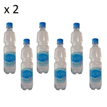 Pack Agua Purificada 12 botellas (500 ml.) Miagüitta