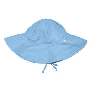 Sombrero Solid Brim (Celeste) Iplay