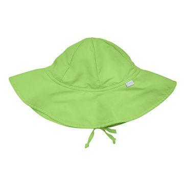 Sombrero Solid Brim (Verde Limón) Iplay